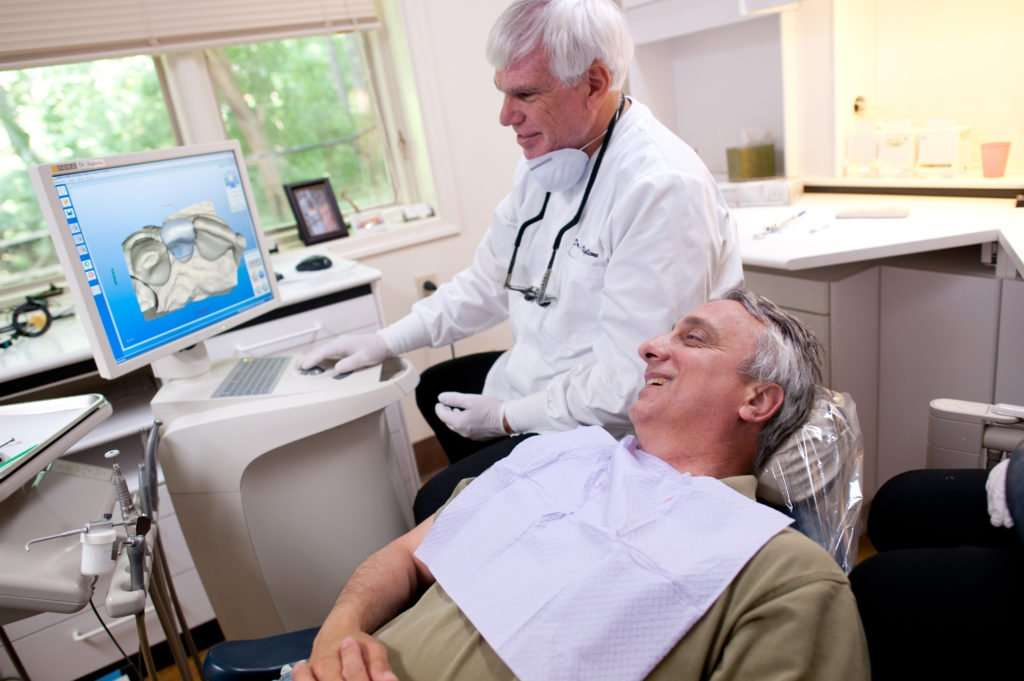 same-day dentistry with e4d dentist system in Arnold MO